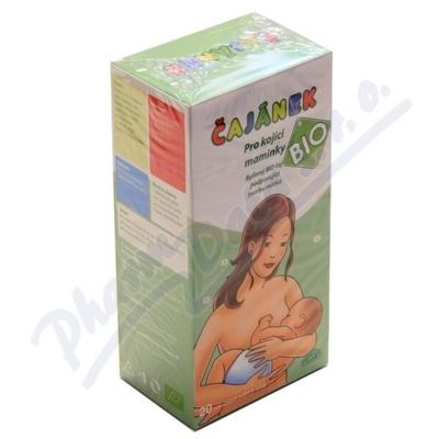 ČAJÁNEK BIO Pro kojící maminky n.s.20x1.5g