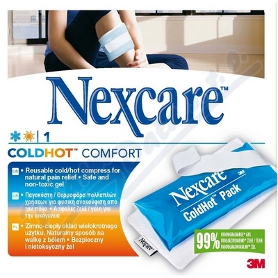 3M Nexcare ColdHot Comfort gel.obklad 26x11cm