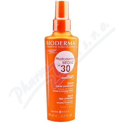 BIODERMA Photoderm BRONZ SPF 30 200 ml