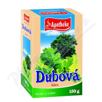 Apotheke Dub letní - kůra sypaný čaj 150g