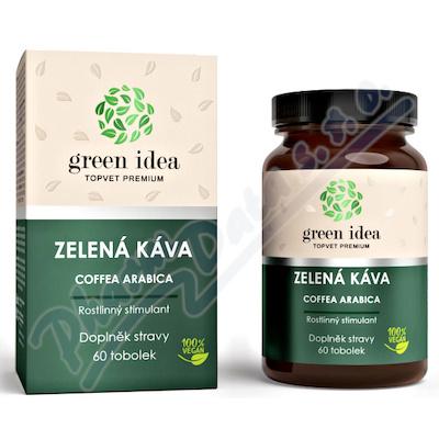TOPVET - Zelená káva bylinný extrakt tob.60