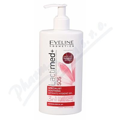 EVELINE LactaMED protizánětlivý intimní gel 250ml