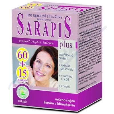Sarapis plus cps.60+15