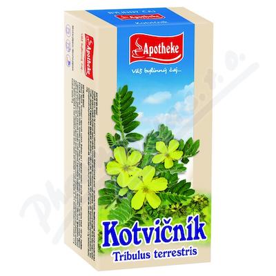 Apotheke Kotvičník zemní 20x1.5g