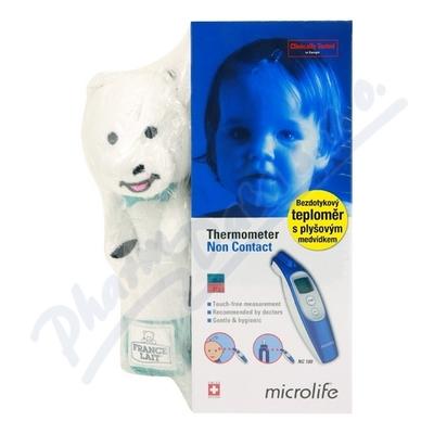 Microlife Teploměr NC 100 digit.bezkontaktní+dárek