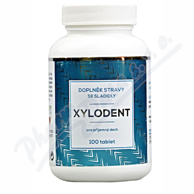 NATURVITA XYLODENT 100 tablet