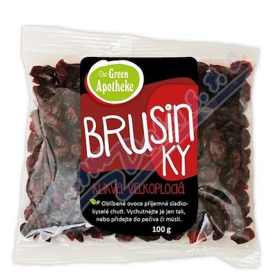 Green Apotheke Brusinky 100g