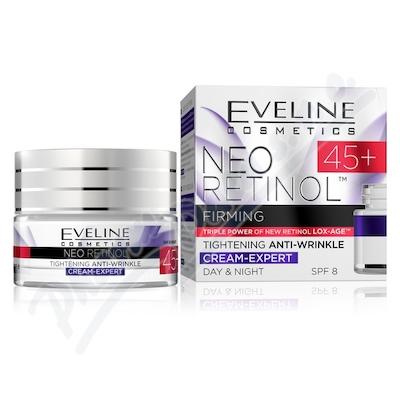 EVELINE Neo Retinol Denní/Noční krém 45+ 50ml