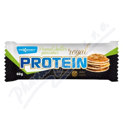 ROYAL PROTEIN DELIGHT Peanut butter pancakes 60g