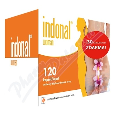 Indonal Woman cps.120+30 Zvýhod.