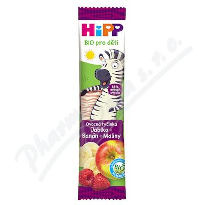 HiPP OPLATKA BIO Banán-Jablko-Maliny 23g
