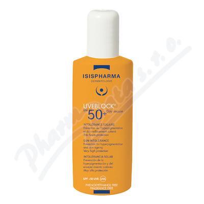 ISIS Uveblock 50+ Day Secure 40 ml