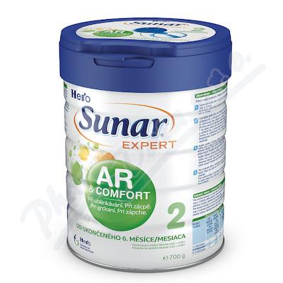 Sunar Expert AR & Comfort 2 700g