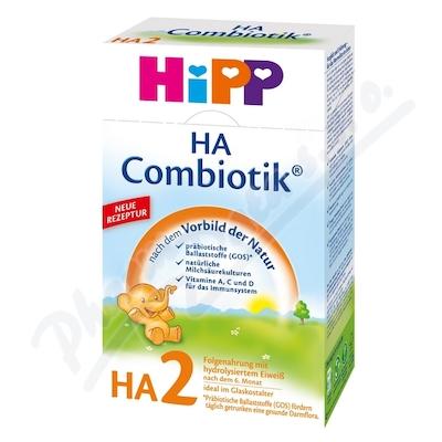 HiPP MLÉKO HiPP HA2 Combiotik 500g