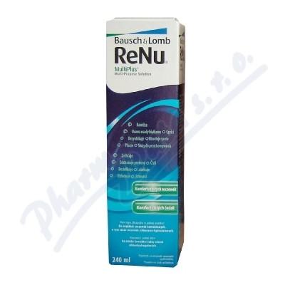 Bausch&Lomb ReNu MultiPlus Multi-Purpose Sol.240ml