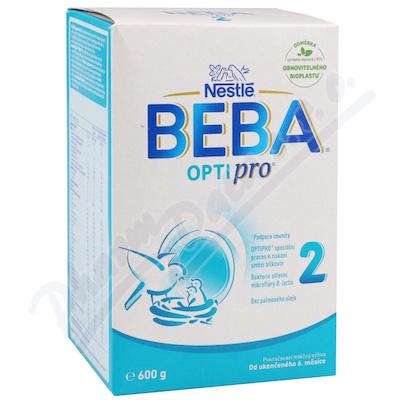 NESTLÉ Beba 2 PRO/OPTIPRO 600g