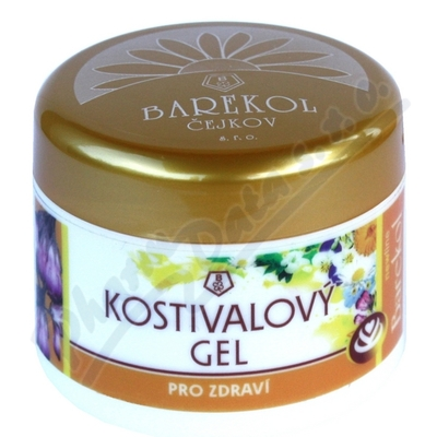 Barekol Kostivalový gel 50ml