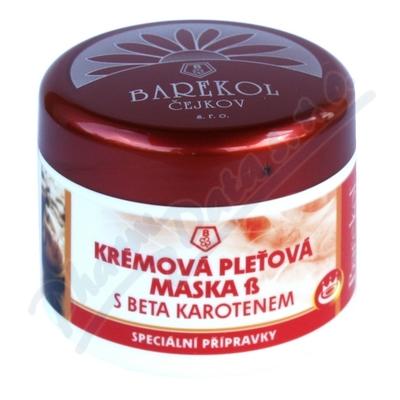 Barekol Krémová pleťová maska 50ml
