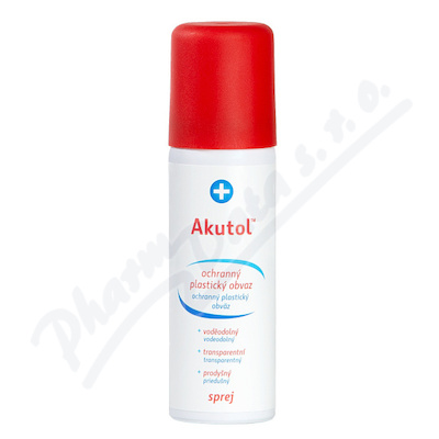 Akutol spray 60 ml (klas. kód II.A)