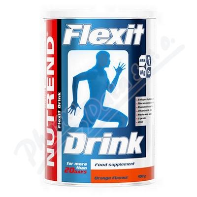 NUTREND Flexit Drink pomeranč 400g