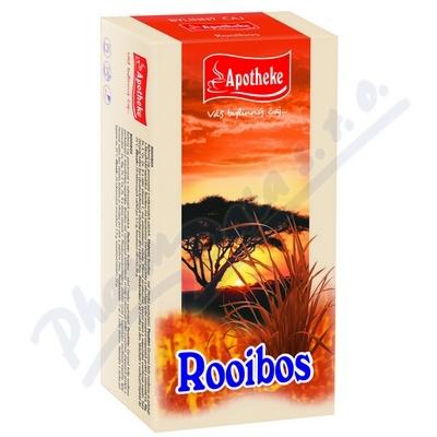Apotheke Rooibos čaj 20x1.5g n.s.