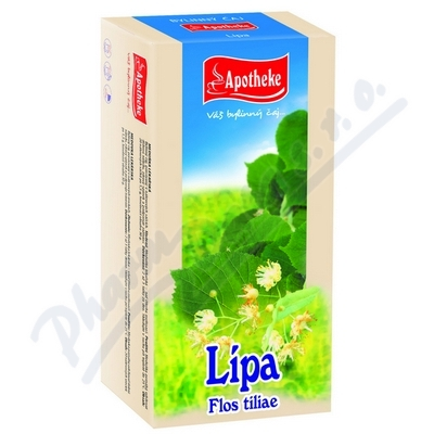 Apotheke Lípa květ čaj 20x1.5g n.s