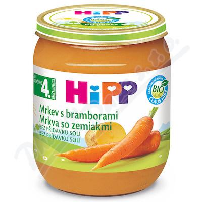 HiPP ZELENINA BIO Karotka s bramb. 125g