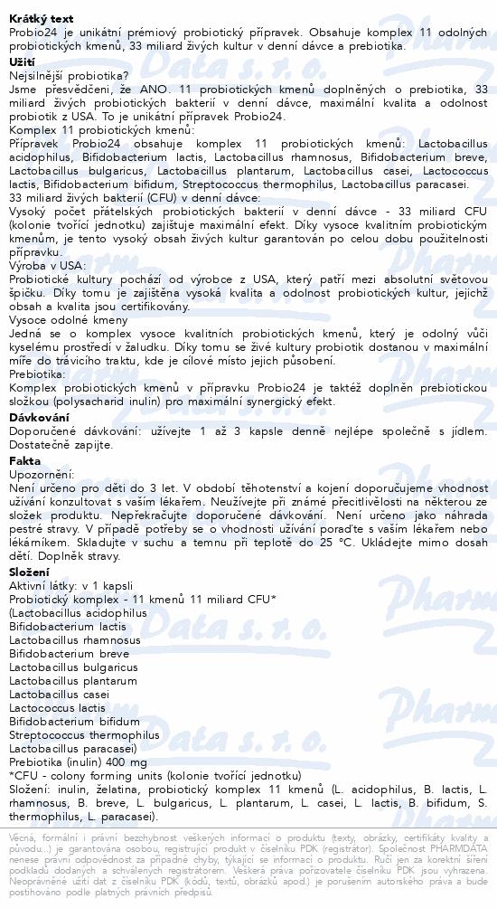 ADVANCE Probio24 cps. 60