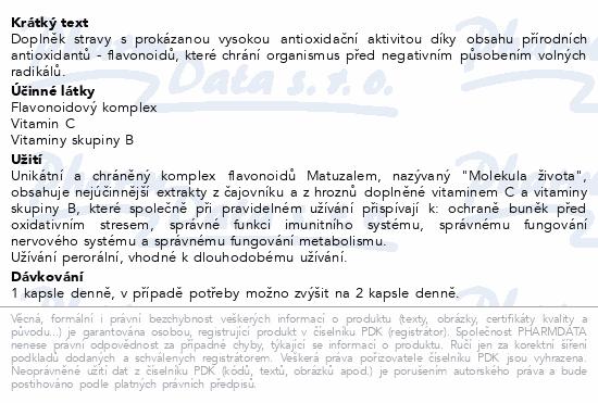 Matuzalem Kapsle - 30 kapslí
