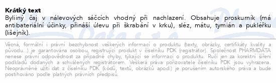 Tatranská průdušková směs 20x1g Fytopharma