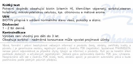 NATURVITA Biosil tbl.60